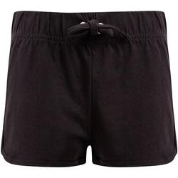 Abbigliamento Unisex bambino Shorts / Bermuda Skinni Fit SM69 Nero