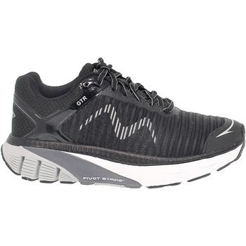 Scarpe Uomo Sneakers basse Mbt Sneakers  GTR RUNNING M in tessuto e ecopelle nero e grigio nero,grigio