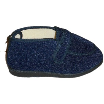 Scarpe Donna Pantofole Davema DAV350bl blu
