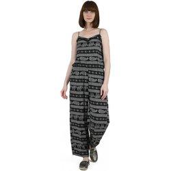 Abbigliamento Donna Tuta jumpsuit / Salopette Molly Bracken Combinazioni / Tuta MBG607E20 - Donna nero