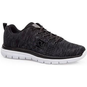 Scarpe Uomo Sneakers basse Calzamedi SCARPE SPORTIVE UOMO  2163 NERO