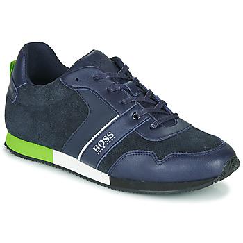 Scarpe Bambino Sneakers basse BOSS J29225 Blu