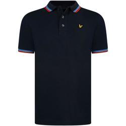 Abbigliamento Bambino T-shirt & Polo Lyle & Scott LYLE&SCOTT  JUNIOR Blu