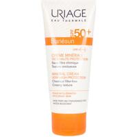 Bellezza Donna Protezione solari Uriage Bariésun Mineral Cream Spf50+