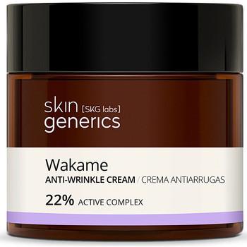 Bellezza Donna Antietà & Antirughe Skin Generics Wakame Crema Antiarrugas 23%