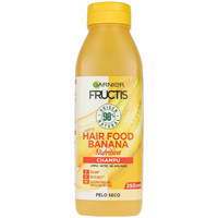 Bellezza Donna Shampoo Garnier Fructis Hair Food Banana Champú Ultra Nutritivo  350 ml