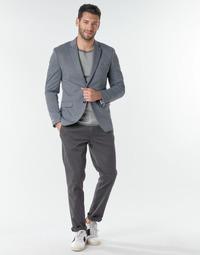 Abbigliamento Uomo Chino Selected SLHNEW PARIS Grigio