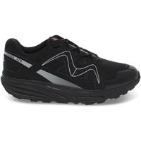 Scarpe Uomo Sneakers basse Mbt Sneakers  SIMBA ATR M in nylon e ecopelle nero e grigio grigio,nero