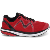 Scarpe Donna Sneakers basse Mbt Sneakers  SPEED 2 W in tessuto e ecopelle rosso e grigio grigio,rosso