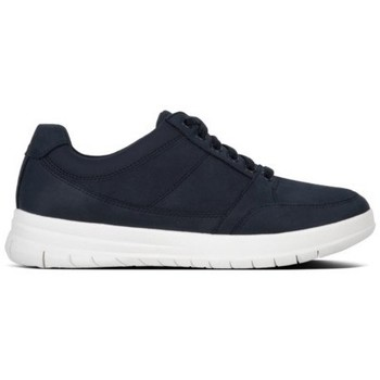 Scarpe Uomo Sneakers basse FitFlop TOURNO TM LACE-UP SNEAKERS - MIDNIGHT NAVY