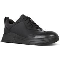 Scarpe Uomo Sneakers basse FitFlop ARKEN SNEAKERS - ALL BLACK BLACK