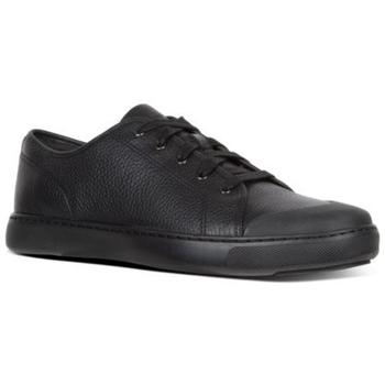 Scarpe Uomo Sneakers basse FitFlop DANIEL TOE-CAP - SNEAKERS - ALL BLACK CO BLACK