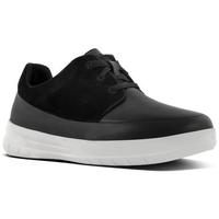 Scarpe Uomo Sneakers basse FitFlop SPORTY POP TM SNEAKER LEATHER - BLACK BLACK