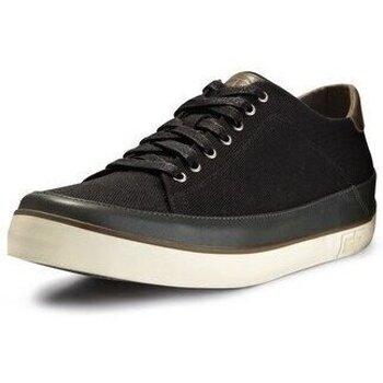 Scarpe Uomo Sneakers basse FitFlop SUPERTONE TM MAN (CANVAS) - BLACK BLACK