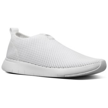 Scarpe Donna Sneakers basse FitFlop AIRMESH - SNEAKERS HIGH TOP - URBAN WHITE CO BLACK