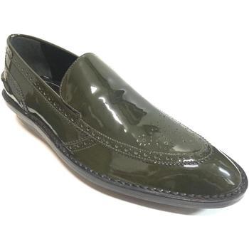 Scarpe Uomo Mocassini Balenciaga ATRMPN-20896 Verde