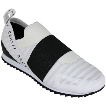 Scarpe Uomo Slip on Cruyff elastico white Bianco