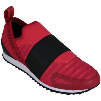 Scarpe Uomo Slip on Cruyff elastico red Rosso