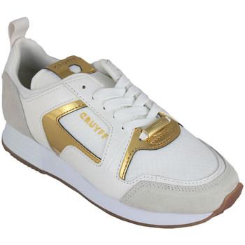 Scarpe Donna Sneakers basse Cruyff lusso white/gold Bianco