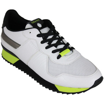 Scarpe Uomo Sneakers basse Cruyff cosmo white/fluo yellow Bianco