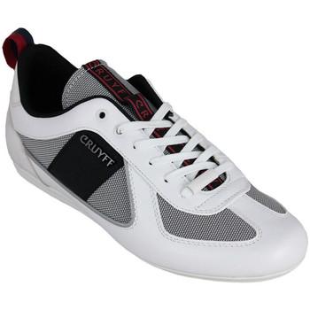 Scarpe Uomo Sneakers basse Cruyff nite crowler white Bianco