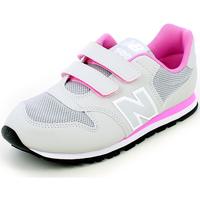 Scarpe Bambina Sneakers basse New Balance 500RI.28_28 GRIGIO
