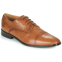 Scarpe Uomo Derby Carlington NOMINEM Camel
