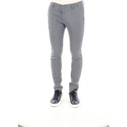 Abbigliamento Uomo Chino Michael Coal MC102-BRAD-2212 Chino Uomo Grigio Grigio