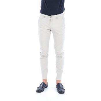 Abbigliamento Uomo Chino Briglia BG05-320529 Grigio