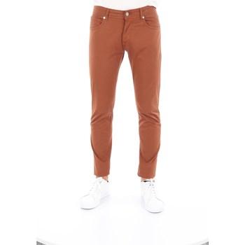 Abbigliamento Uomo Pantaloni 5 tasche Bro-Ship TALLIN-8135 Cinque tasche Uomo Mattone Mattone