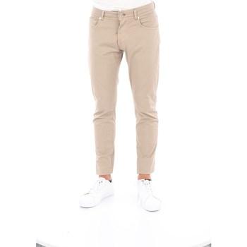 Abbigliamento Uomo Pantaloni 5 tasche Bro-Ship TALLIN-8135 Cinque tasche Uomo Fango Fango