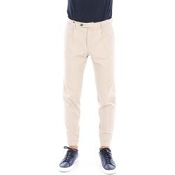 Abbigliamento Uomo Chino Briglia BG21-32046 Beige
