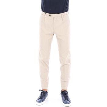 Abbigliamento Uomo Chino Briglia BG21-32046 Classici Uomo Beige Beige