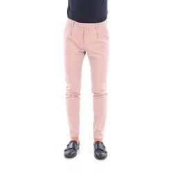 Abbigliamento Uomo Chino Briglia BG07-32051 Chino Uomo Rosa antico Rosa antico