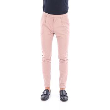 Abbigliamento Uomo Chino Briglia BG07-32051 Rosa antico