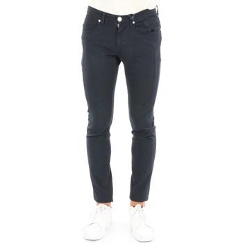 Abbigliamento Uomo Jeans slim Jeckerson P19P00UPA077-T012308 Blu