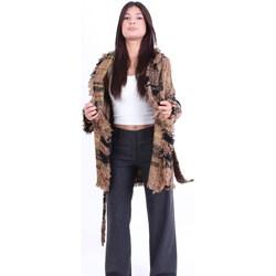 Abbigliamento Donna Cappotti Blumarine 40444 Rosso