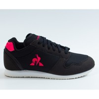 Scarpe Bambina Sneakers basse Le Coq Sportif Jazy gs sport Nero