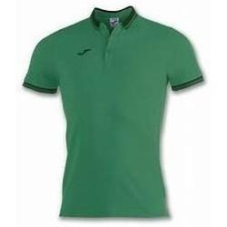 Abbigliamento Uomo Polo maniche corte Joma Polo  Bali Ii Verde M/c (100748-450) Verde