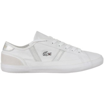 Scarpe Donna Sneakers basse Lacoste Sideline 216 1 Cfa Bianco