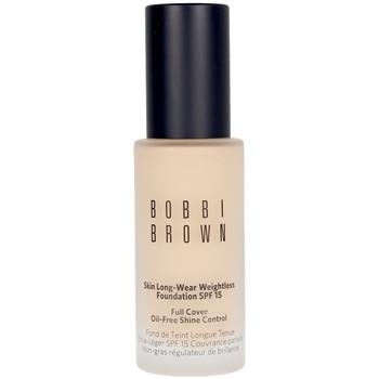 Bellezza Donna Fondotinta & primer Bobbi Brown Skin Long-wear Weightless Foundation warm Ivory