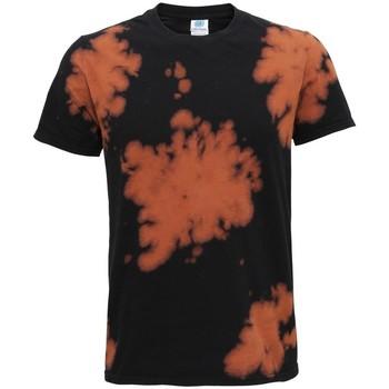 Abbigliamento T-shirt maniche corte Colortone TD09M Nero