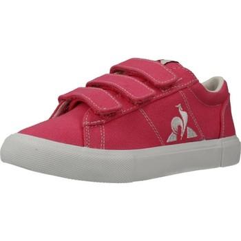 Scarpe Bambina Sneakers basse Le Coq Sportif VERDON PLUS PS Rosa