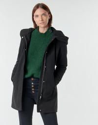 Abbigliamento Donna Cappotti Vero Moda VMDAFNEDORA Nero