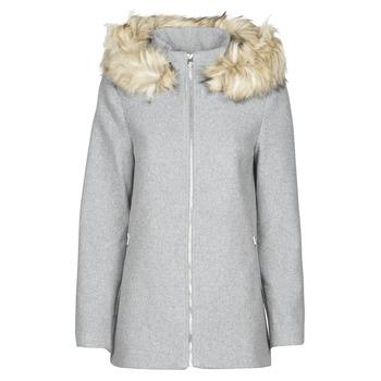 Abbigliamento Donna Cappotti Vero Moda VMCOLLARYORK Grigio
