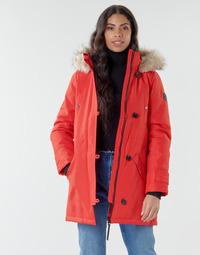 Abbigliamento Donna Parka Vero Moda VMEXPEDITION Rosso