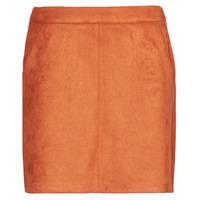 Abbigliamento Donna Gonne Vero Moda VMDONNADINA Arancio