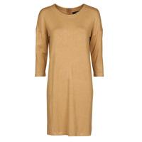 Abbigliamento Donna Abiti corti Vero Moda VMGLORY Camel