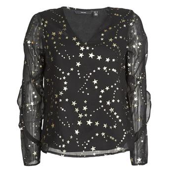 Abbigliamento Donna Top / Blusa Vero Moda VMFEANA Nero