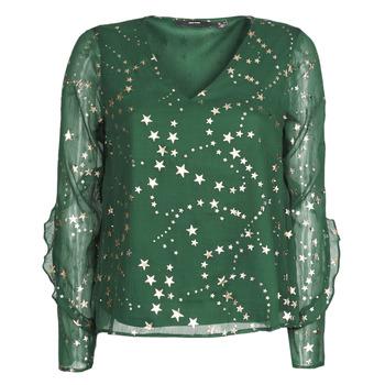 Abbigliamento Donna Top / Blusa Vero Moda VMFEANA Verde